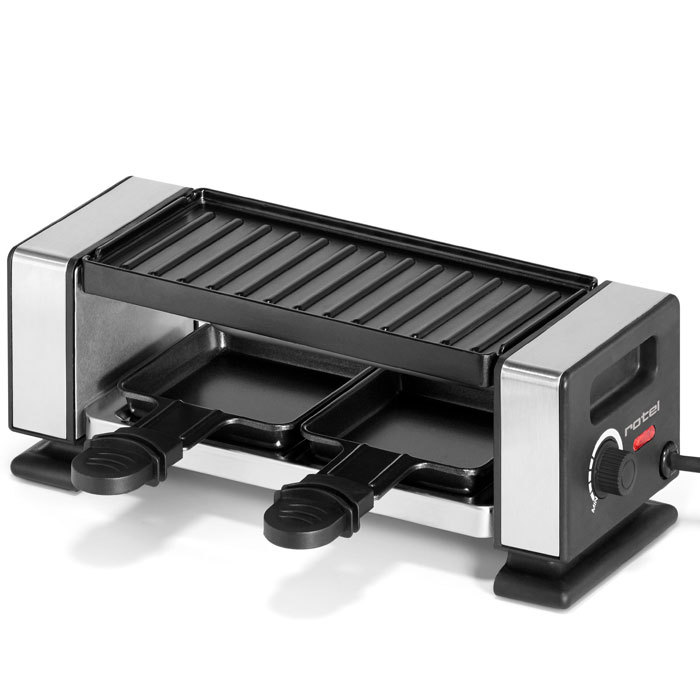 rotel Raclette/Tischgrill Duo