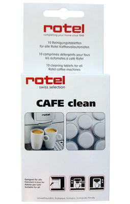 CAFE CLEAN Reinigungstabletten