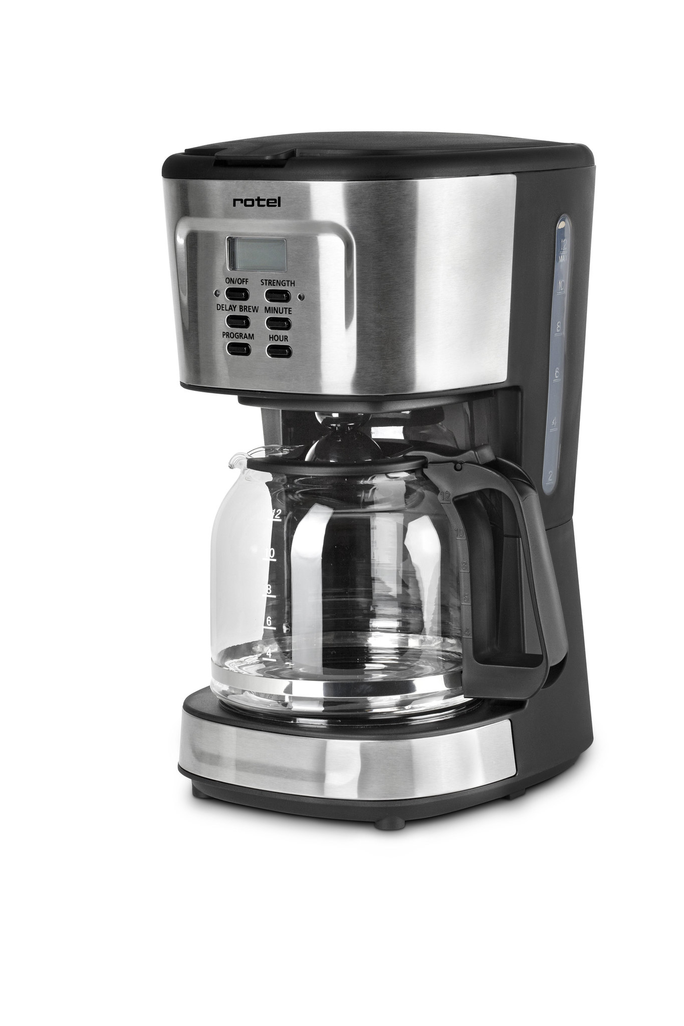 rotel Filterkaffeemaschine 1.5 Liter