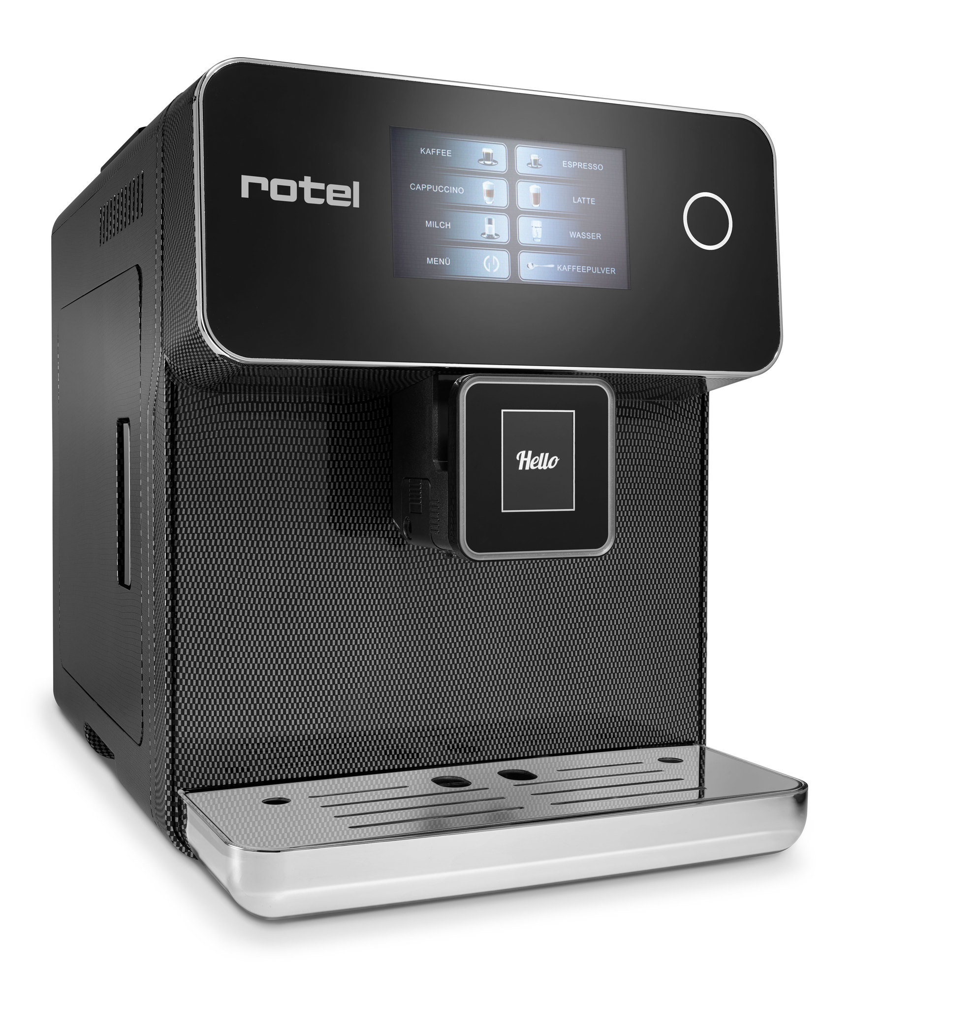 rotel Kaffee-Vollautomat Ancona
