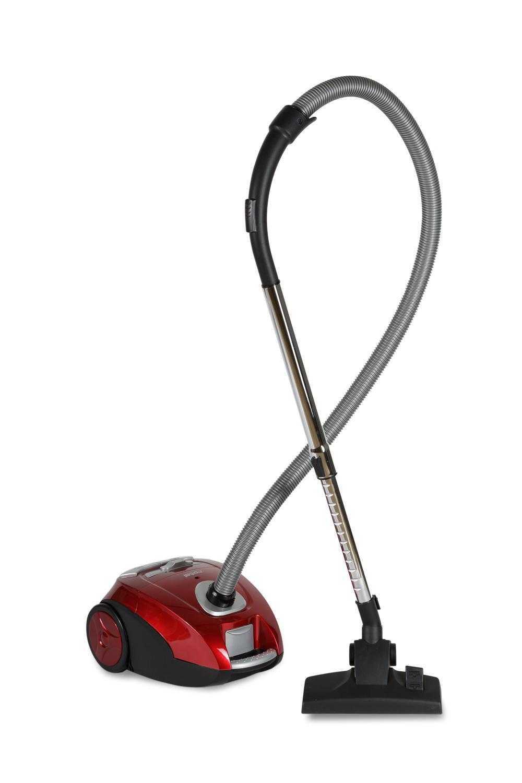 rotel Staubsauger Micro mit Staubbeutel