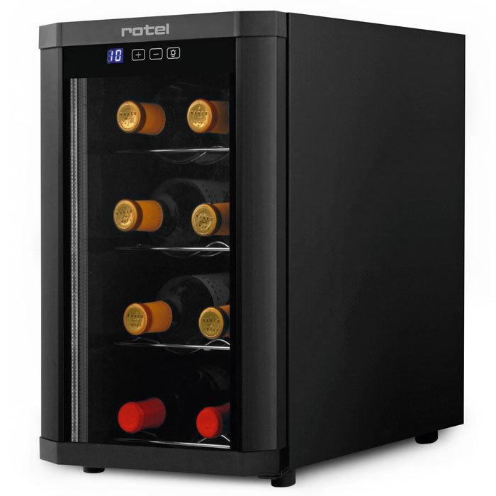 rotel Weinkühlschrank, 8 Flaschen